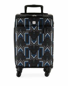 MCM Black Travel Bag