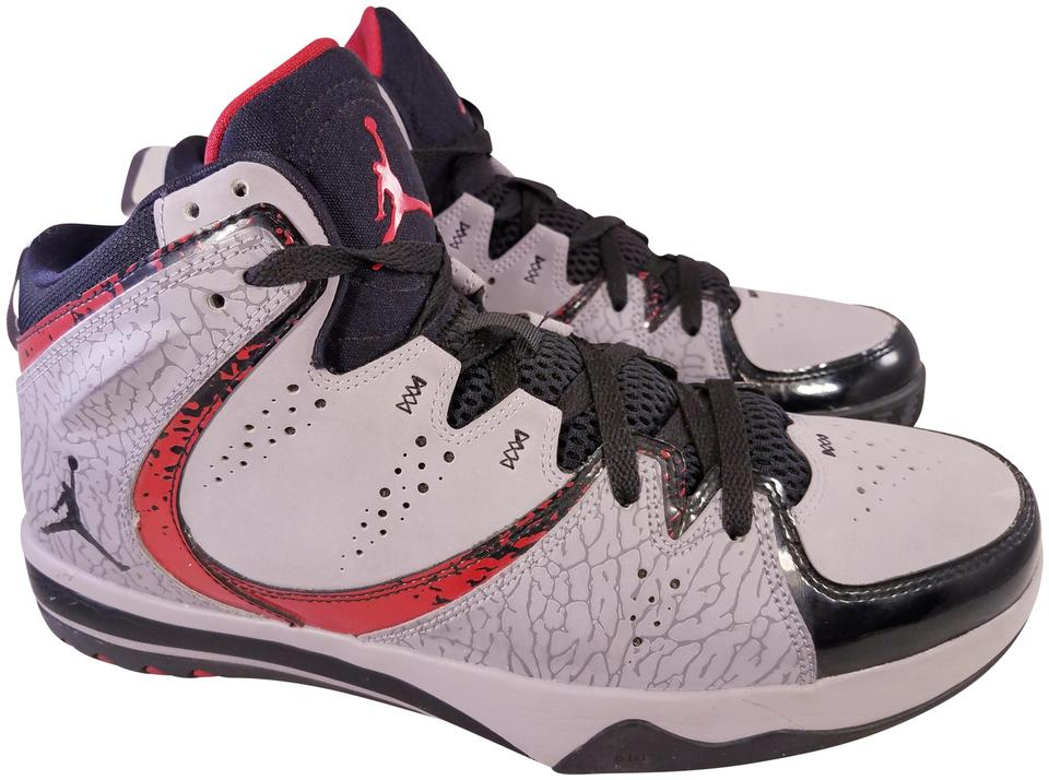 best service 17408 818ad Air Jordan Gray Phase Red Man 12/46 *excellent Use Sneakers Size US 12  Regular (M, B)