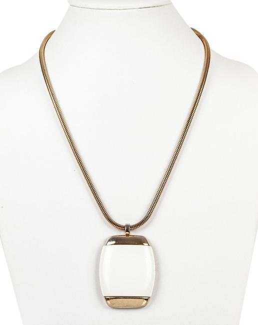 Item - White Gold and Pendant Necklace