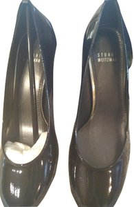 53be90b65806a Black Stuart Weitzman Pumps Slim Up to 90% off at Tradesy