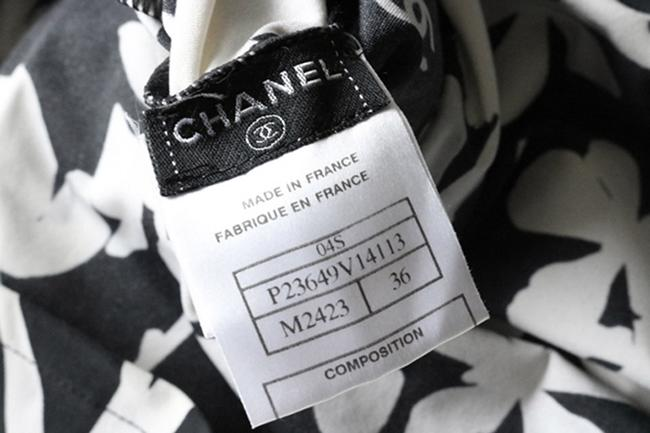 Chanel CHANEL 04S Summer Swimming Suit Floral - FR36 Image 2