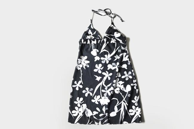 Chanel CHANEL 04S Summer Swimming Suit Floral - FR36 Image 4