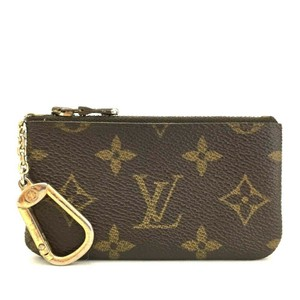 Louis Vuitton Pochette Cles Wallet Key Coin Pouch
