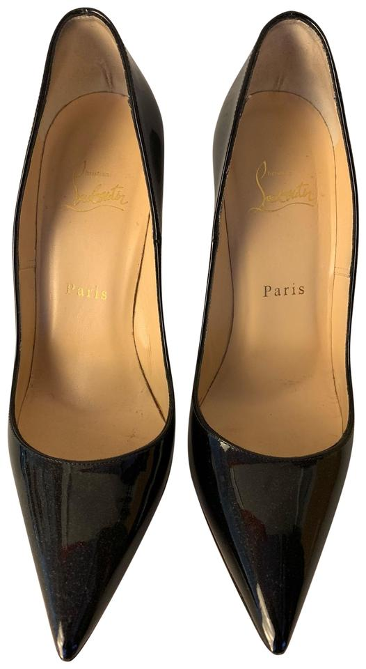 6757aac778a Christian Louboutin Black Patent Leather So Kate 120mm Pumps Size EU 38.5  (Approx. US 8.5) Regular (M, B) 56% off retail