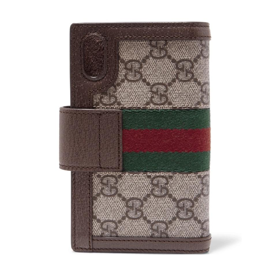 big sale 9261c 908f3 Gucci Wallet on Chain Ophidia Iphone X Case Tech Accessory