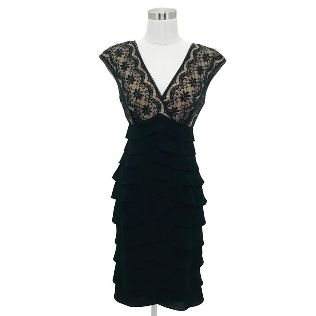 Preload https://img-static.tradesy.com/item/25703278/adrianna-papell-black-beige-n652-small-lace-empire-waist-mid-length-formal-dress-size-6-s-0-0-650-650.jpg