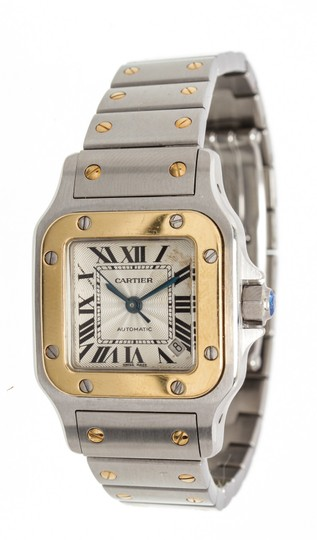 Preload https://img-static.tradesy.com/item/25703310/cartier-stainless-steel-yellow-gold-galbee-rotonde-watch-0-0-540-540.jpg