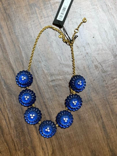 Ann Taylor Ann Taylor tiled statement necklace Image 10