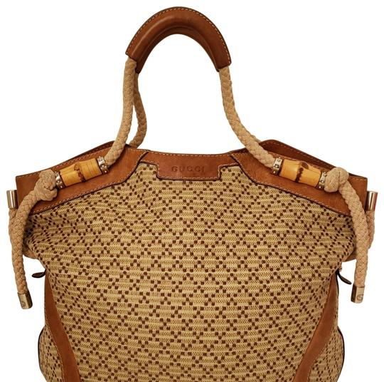 Preload https://img-static.tradesy.com/item/25703481/gucci-shopper-bag-brown-leather-and-bamboo-tote-0-1-540-540.jpg