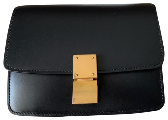 Preload https://img-static.tradesy.com/item/25703489/celine-classic-small-classic-black-box-calfskin-shoulder-bag-0-1-540-540.jpg