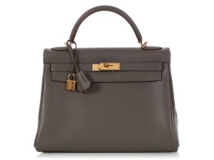 Hermès Hr.q0605.07 Gold Hardware Ghw Shoulder Bag