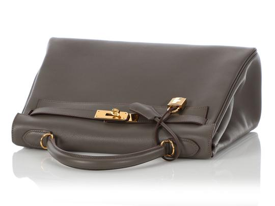 Hermès Hr.q0605.07 Gold Hardware Ghw Shoulder Bag Image 5