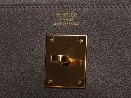 Hermès Hr.q0605.07 Gold Hardware Ghw Shoulder Bag Image 8