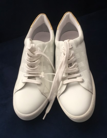 Burberry White Athletic Image 1