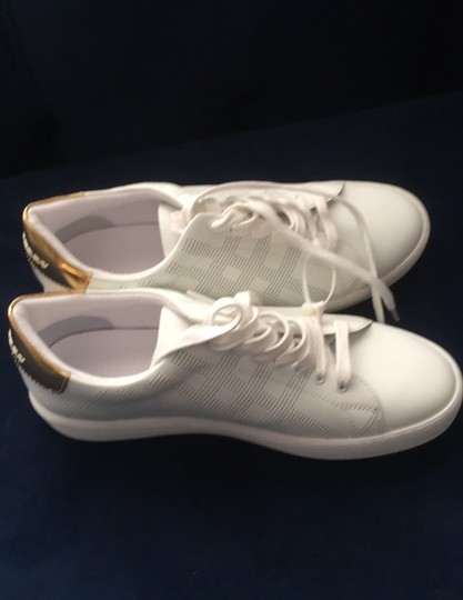 Burberry White Athletic Image 4