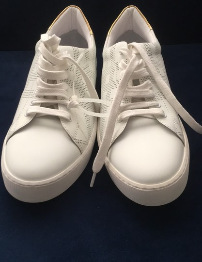 Burberry White Athletic Image 7