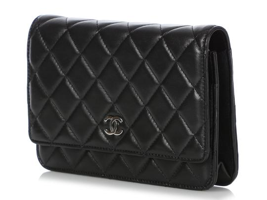 Chanel Ch.q0605.03 Silver Hardware Shw 2009 Reduced Price Cross Body Bag Image 1