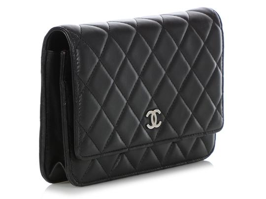 Chanel Ch.q0605.03 Silver Hardware Shw 2009 Reduced Price Cross Body Bag Image 3