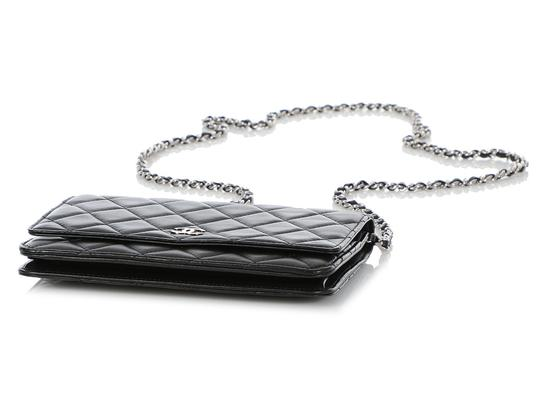 Chanel Ch.q0605.03 Silver Hardware Shw 2009 Reduced Price Cross Body Bag Image 4