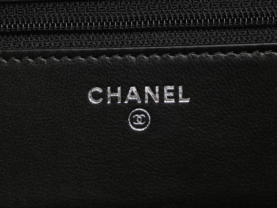 Chanel Ch.q0605.03 Silver Hardware Shw 2009 Reduced Price Cross Body Bag Image 8