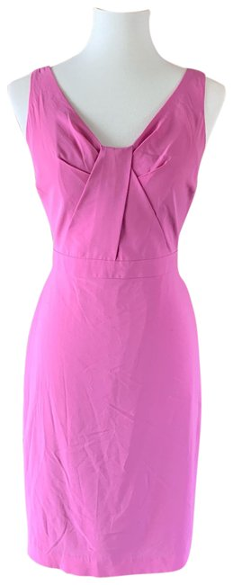 Preload https://img-static.tradesy.com/item/25703598/ann-taylor-pink-classic-mid-length-cocktail-dress-size-2-xs-0-1-650-650.jpg