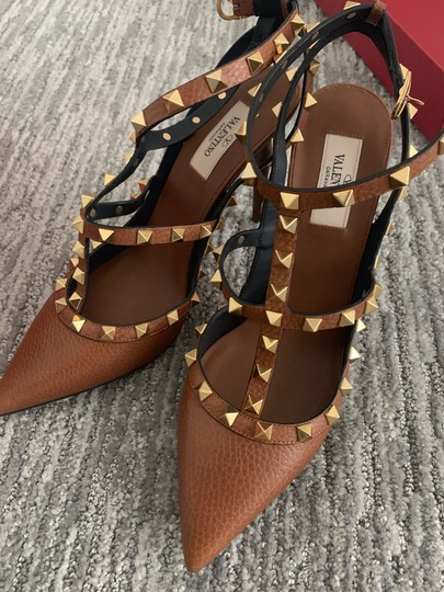 Valentino Brown Pumps Image 2