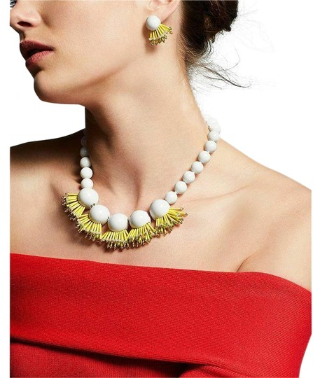 Kate Spade Kate Spade Earrrings + Extra Extra Short Necklace Image 0