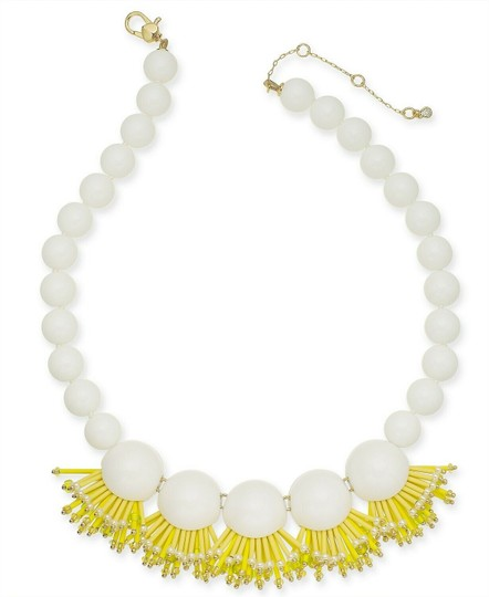Kate Spade Kate Spade Earrrings + Extra Extra Short Necklace Image 1