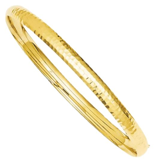 Preload https://img-static.tradesy.com/item/25703663/apples-of-gold-14k-hammered-hinged-316-bracelet-0-1-540-540.jpg