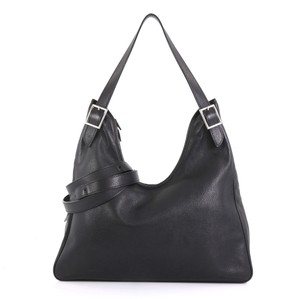Hermès Massai Leather Hobo Bag