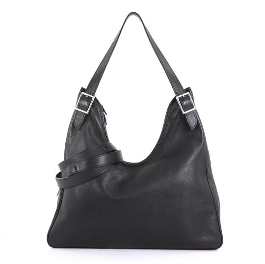 Preload https://img-static.tradesy.com/item/25703720/hermes-massai-cut-handbag-32-black-leather-hobo-bag-0-0-540-540.jpg