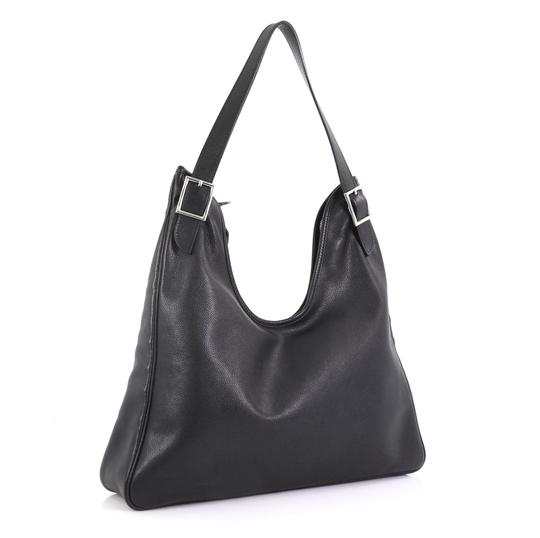 Hermès Massai Leather Hobo Bag Image 1