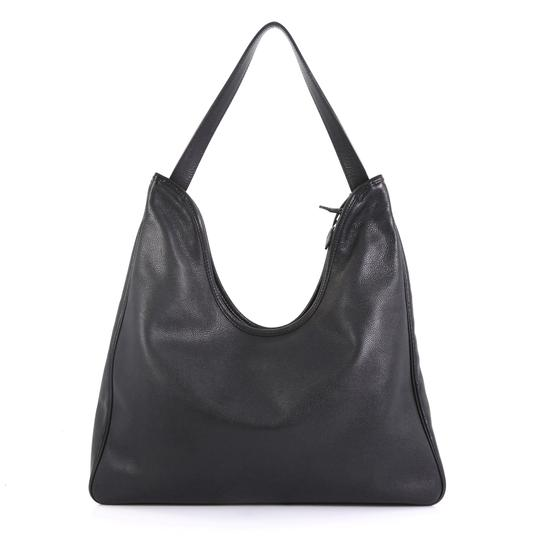 Hermès Massai Leather Hobo Bag Image 2
