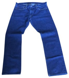 Polo Ralph Lauren Men's Straight Leg Jeans-Medium Wash