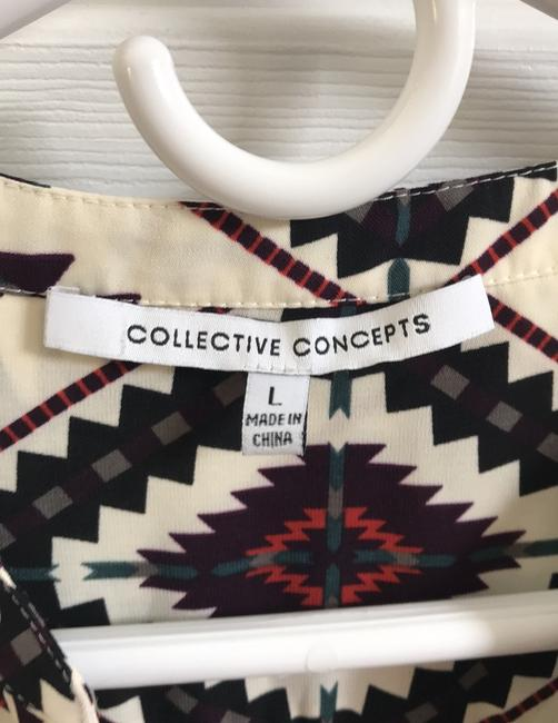 Collective Concepts short dress multi on Tradesy Image 2