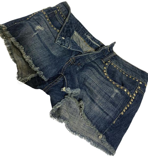 Preload https://img-static.tradesy.com/item/25703833/american-eagle-outfitters-denim-fringe-gold-sequins-shorts-size-4-s-27-0-1-650-650.jpg