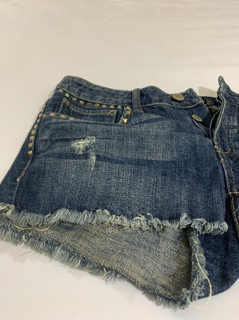 American Eagle Outfitters Cut Off Shorts Denim Image 1