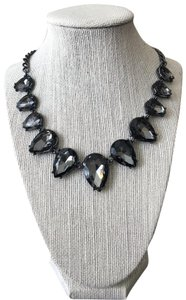 Nordstrom Tasha Jewelry Crystal Statement Necklace