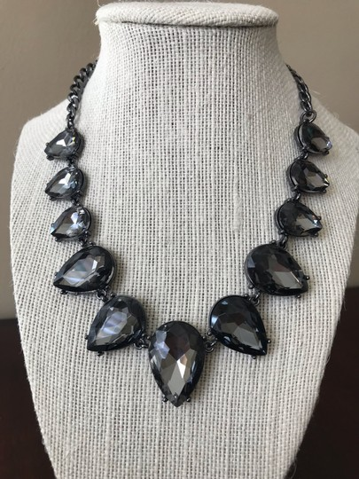 Nordstrom Tasha Jewelry Crystal Statement Necklace Image 3