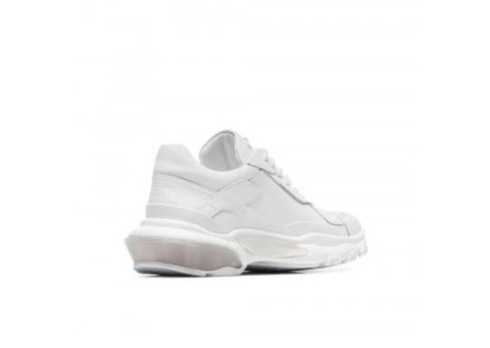Valentino White Athletic Image 1