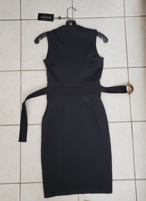 Gucci short dress black New on Tradesy Image 2