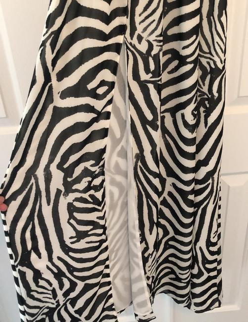 Black and white Maxi Dress by H&M Image 5