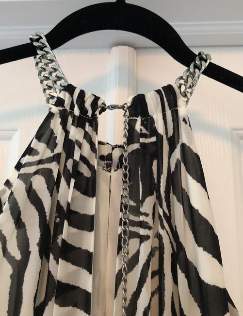 Black and white Maxi Dress by H&M Image 7