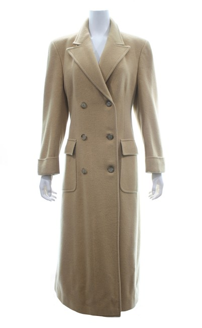 Preload https://img-static.tradesy.com/item/25704067/brooks-brothers-tan-camel-hair-coat-size-8-m-0-0-650-650.jpg