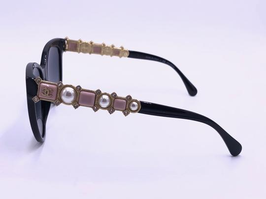 Chanel CHANEL BIJOU LIMITED EDITION 5336HB C.1325/S8 CRYSTALS PEARL POLARIZED Image 1