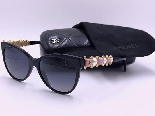 Chanel CHANEL BIJOU LIMITED EDITION 5336HB C.1325/S8 CRYSTALS PEARL POLARIZED Image 11