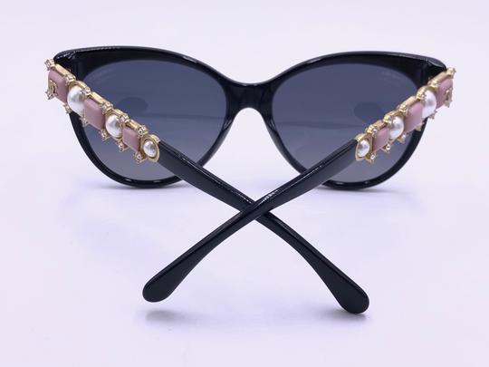 Chanel CHANEL BIJOU LIMITED EDITION 5336HB C.1325/S8 CRYSTALS PEARL POLARIZED Image 2