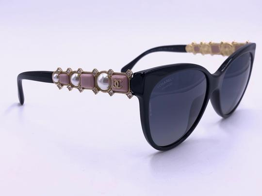 Chanel CHANEL BIJOU LIMITED EDITION 5336HB C.1325/S8 CRYSTALS PEARL POLARIZED Image 5