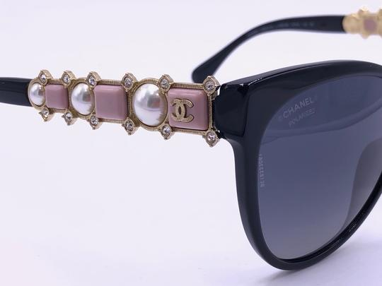 Chanel CHANEL BIJOU LIMITED EDITION 5336HB C.1325/S8 CRYSTALS PEARL POLARIZED Image 6