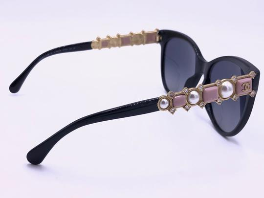 Chanel CHANEL BIJOU LIMITED EDITION 5336HB C.1325/S8 CRYSTALS PEARL POLARIZED Image 9